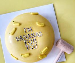 I'm crazy Bananas for You
