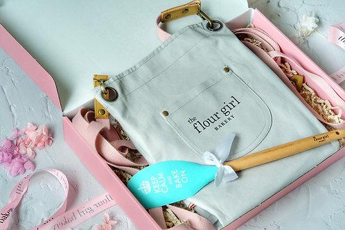 The Flour Girl™ Apron Gift Set