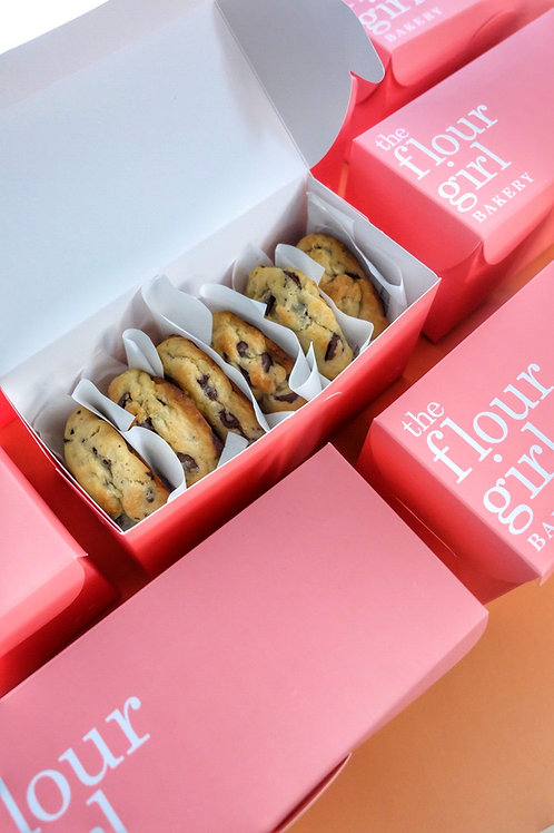 Hundred Gram Cookie Box for SIX