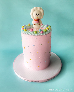 BT21 RJ Cake