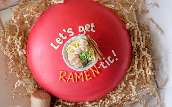 Romanti Ramen-tic!