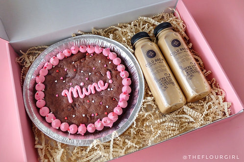 Hundred Gram Cookie™ Pie + Cold Brew Gift Set