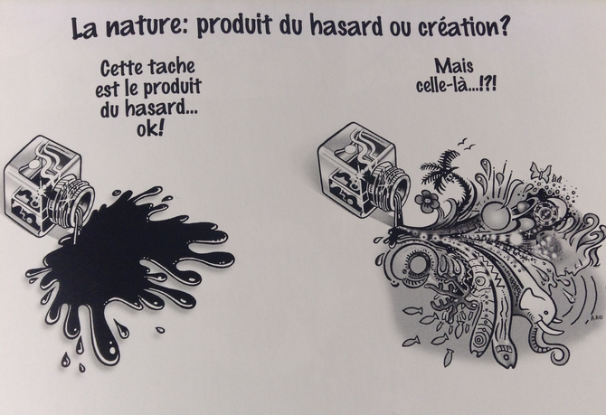 Dessin d'Alain Auderset
