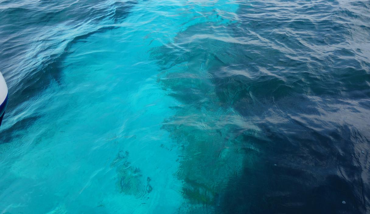 das türkis des sardischen Meeres