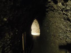 Ravne - Tunnelsystem
