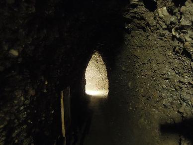 Tunnelsystem Ravne Pyramiden Bosnien