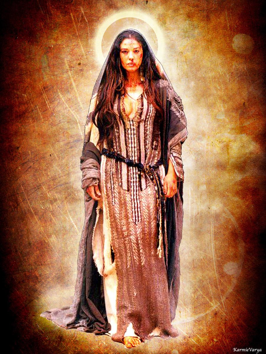 Maria Magdalena by Karmie Varya