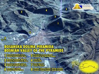 Mondpyramide - Ravne-Tunnelsystem - Sonnenpyramide und mehr im Tal der bosnischen Pyramiden