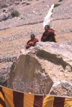 Klangmassage - tibetan monks