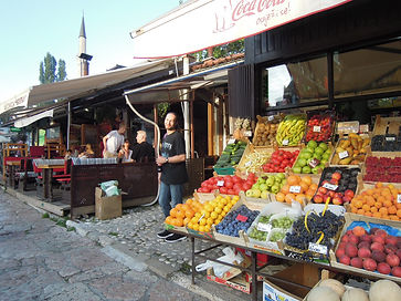 Obst und Gemüse stets superfrisch
