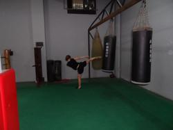 18-training sac frappe