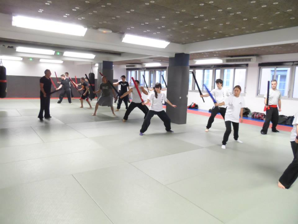 Stage Kung-Fu 2016-2017