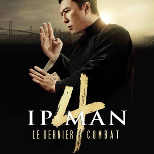 """Soirée Cinéma """"Ip Man 4 : Le dernier combat"""""""