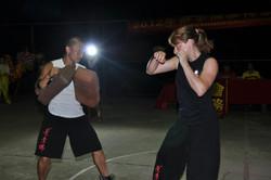 16-training combat