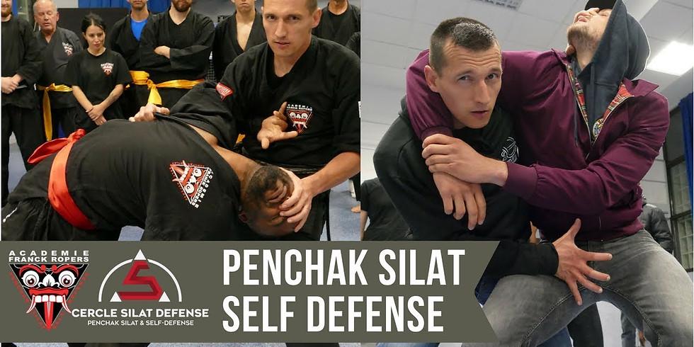 "Stage Pencak Silat ""Self-Defense"""