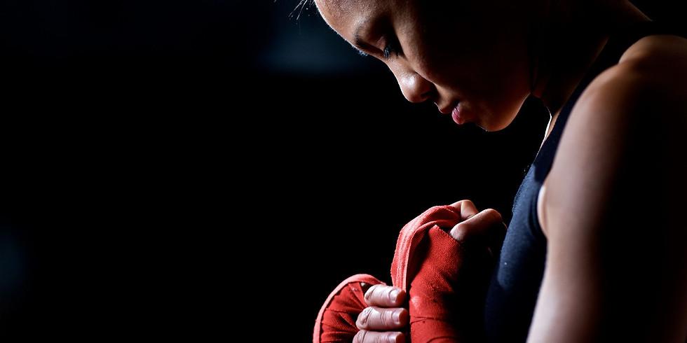 "Stage ""Kick-boxing & Sanda"""