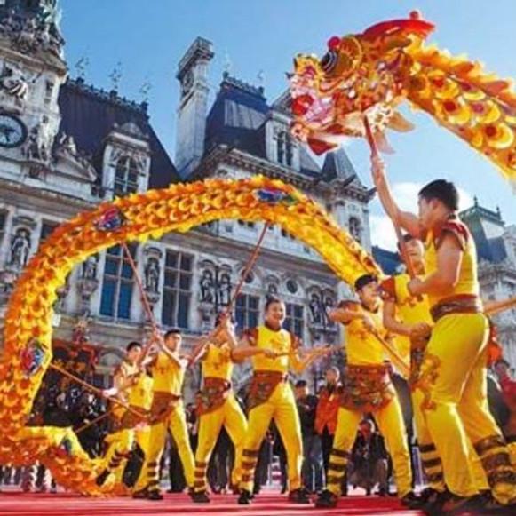 """Soirée """"Nouvel An Chinois"""""""