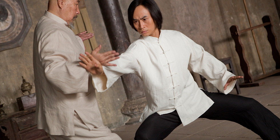 HSKC - STAGE QI-GONG