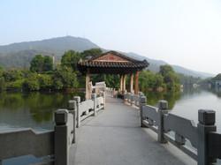 Stage Kung-Fu en Chinee
