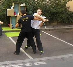 Démonstration Kung-Fu Self-Defense