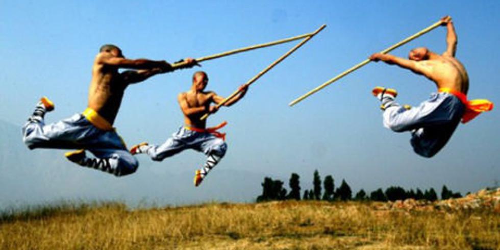 """Stage Kung-Fu """"Arme : Bâton"""""""
