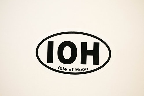 Isle of Hope Sticker