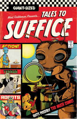 Tales to Suffice - Kenny Keil-1