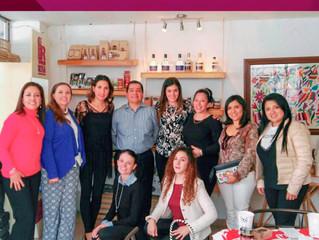 Mujeres emprendedoras Impulso Rosa
