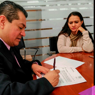 Firma de convenio CLUSTER ITMx - Universidad Autónoma Metropolitana.