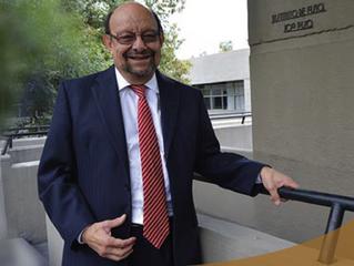 Investigador mexicano recibió medalla Union of Pure and Applied Physics
