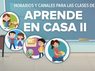 Regreso a clases en línea ¿tus hijos o hermanos ya están listos?