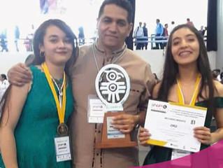 Estudiantes de CECYTE Michoacán ganan tercer lugar en Infomatrix Latinoamérica 2019 con su proyecto