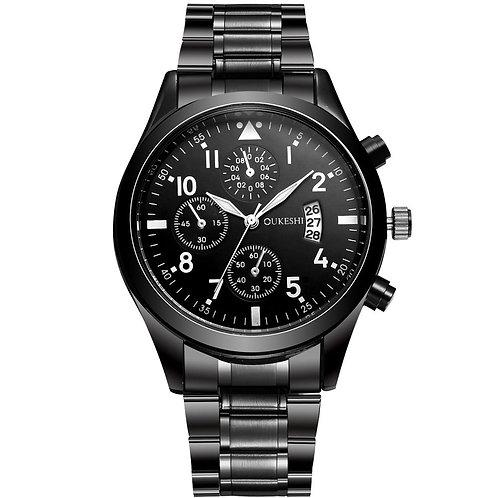 Multi-fuction Waterproof Men's Watch