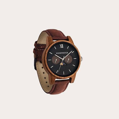 Classic- Maverick Pecan Men's Watch