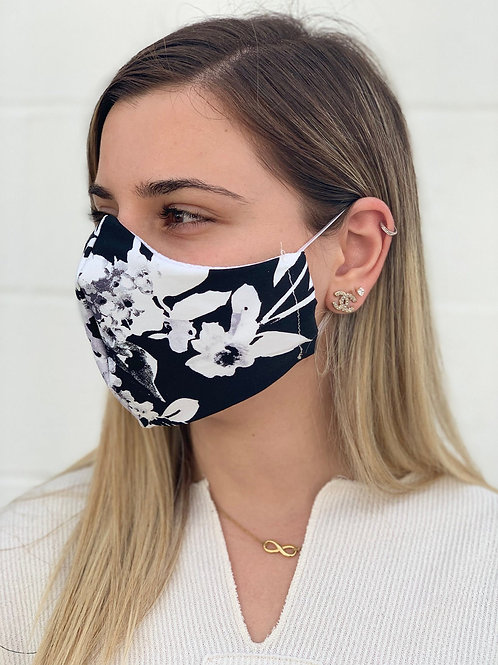 Double Layer Fashionable Face Mask