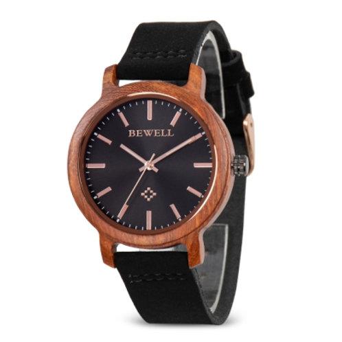Women's Wooden Quartz Watch