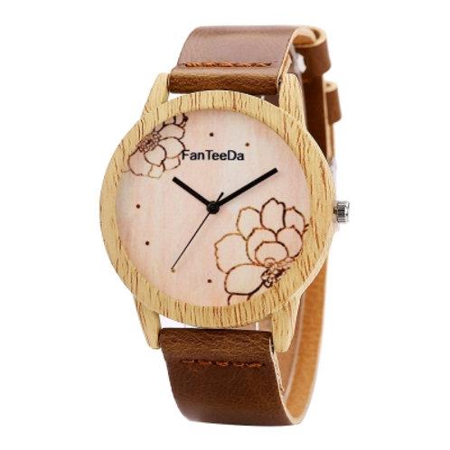 Unisex Fashion Wooden Watch