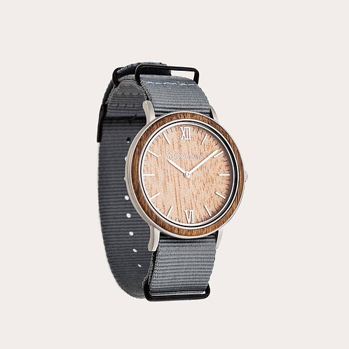 Acacia Graphite Men's Watch