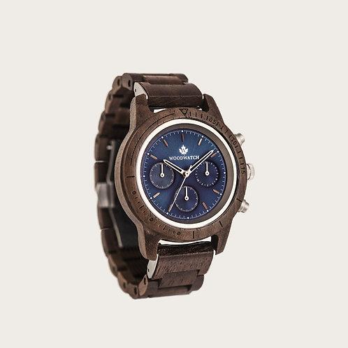 Sapphire Silver Men's Watch