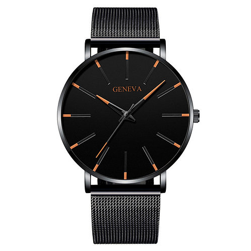 Simple Casual Business Watch