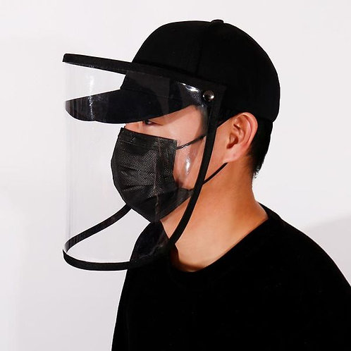 Anti-spray And Anti-saliva Hats