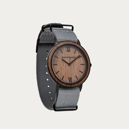 Brown Walnut Men's Watch