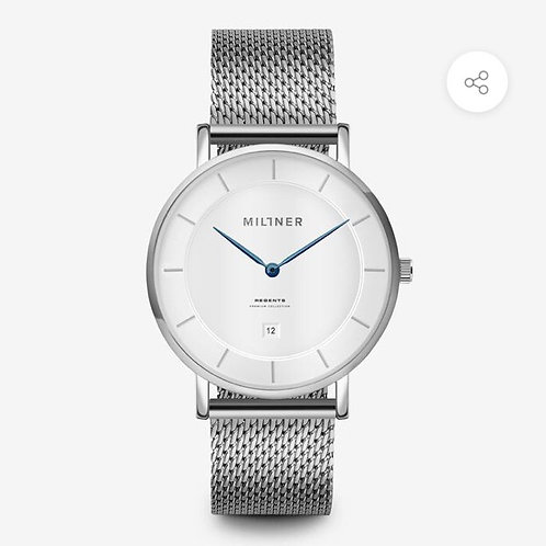 Regents · Silver Men's Watch