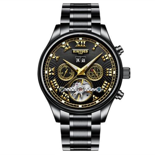 Skeleton Automatic Watch Men Waterproof Watch