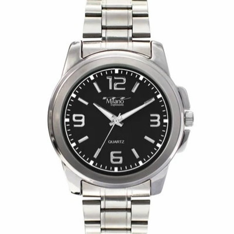 Milano Expressions Metal Band Watch