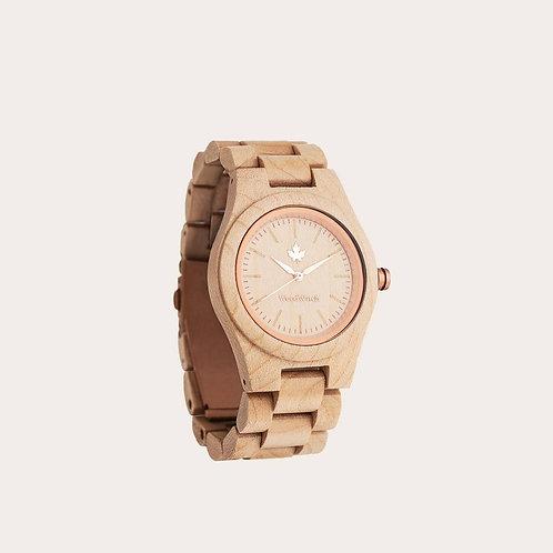 Maple Rosegold Women's Watch