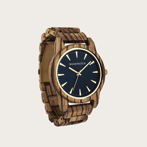 Essential- Hyde Zebra Men's Watch