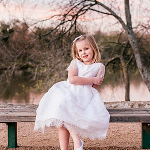 Amelia's Baptism