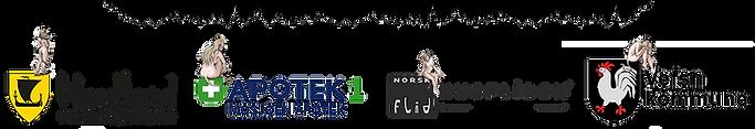 Logoer, støtte - lang versjon, alle, WIX
