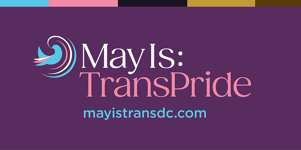 May Is: TransPride